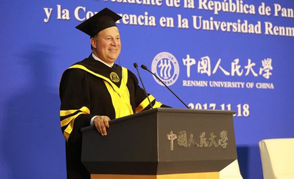啥事這麼重要,讓巴拿馬總統在北京上海念念不忘