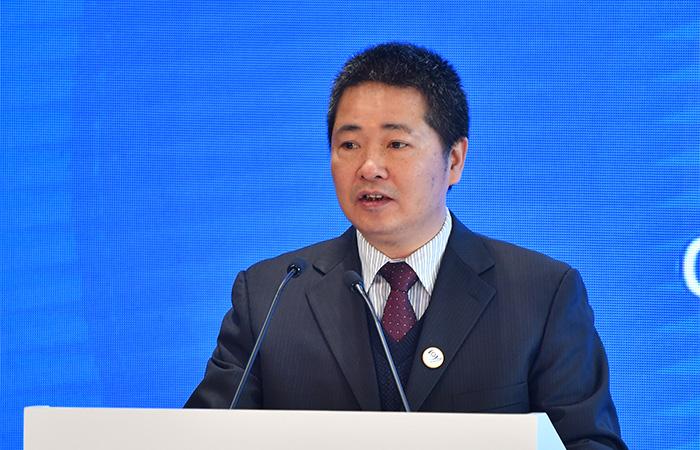 中國人民銀行行長助理劉國強致辭