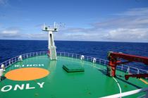 中国首次环球海洋综合科考