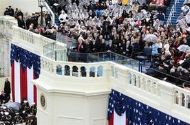 特朗普就任美國總統一周年