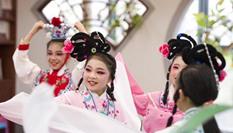 湖北:讓傳統文化浸潤童心 讓文化自信薪火相傳