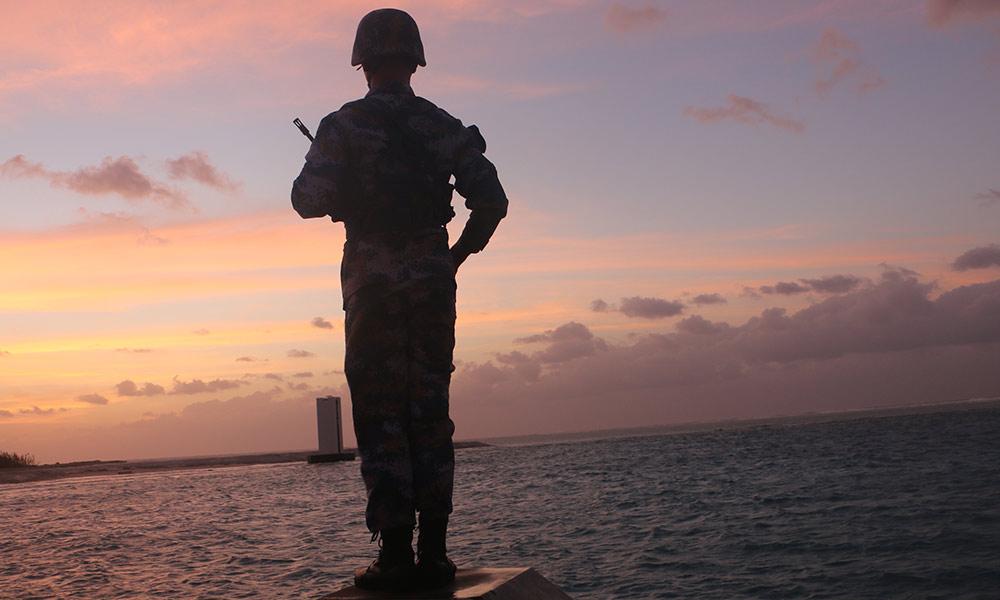 新华社记者新春踏访中国边海防一线见闻录