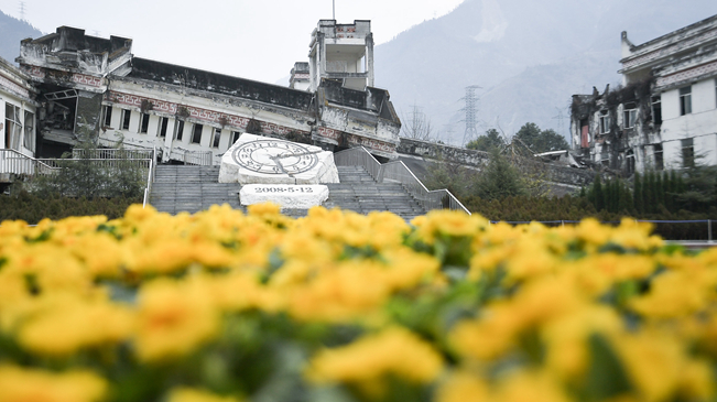 汶川地震十周年:把家园建设得更加美好