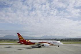 海南航空開通天津至溫哥華直達航線