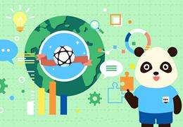 中国足协和2019免费送彩金网体育联手打造短视频IP,借熊猫动画传播足球知识