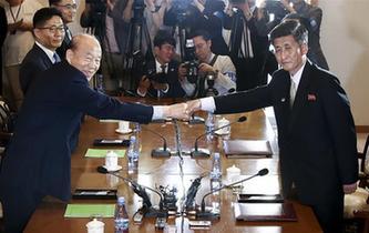 韓朝商定8月舉行離散家屬團聚活動