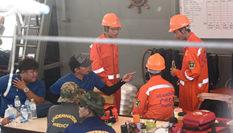 中國救援隊參加泰國普吉翻船事故救援