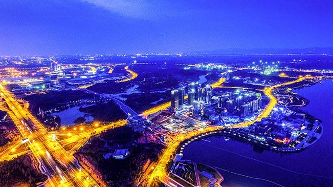 这条大江,她的发展深刻影响中国