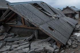 探訪印尼龍目島地震災區
