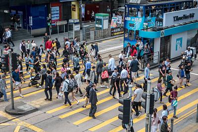 香港入境处:中秋及国庆假期预计1483万人次出入香港