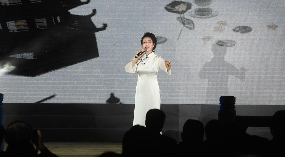 杭州:重阳诗会 品赏秋天