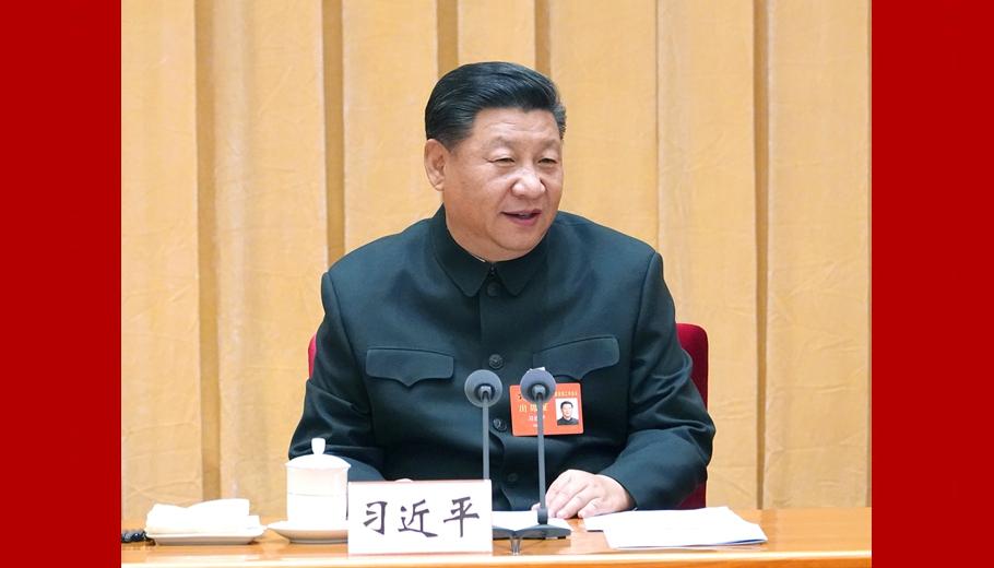 习近平出席中央军委政策制度改革工作会议并发表重要讲话