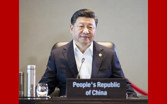 习近平出席APEC第二十六次领导人非正式会议并发表重要讲话