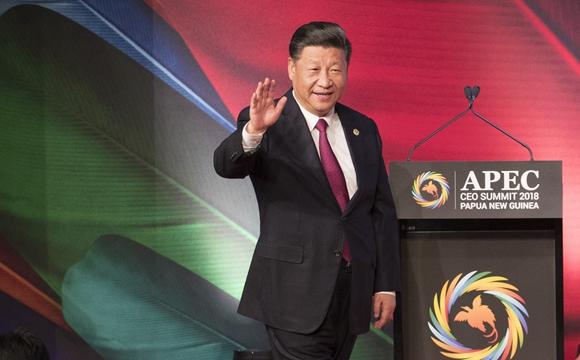 第1视点|习主席APEC高光时刻