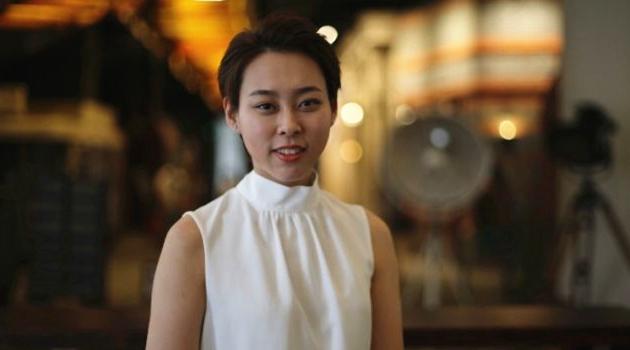 """专访陈思明:""""女子台球第一人""""不止在球技"""