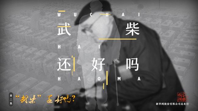 """《国家相册》特别节目:""""武柴""""还好吗?"""