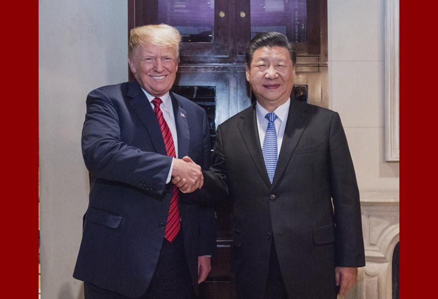 10、中美元首会晤达成重要共识