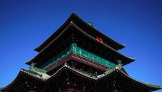 北京世园会中国馆优雅呈现