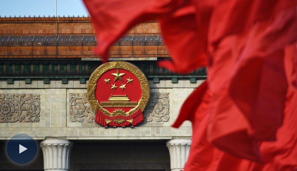 全國政協十三屆二次會議首場委員通道