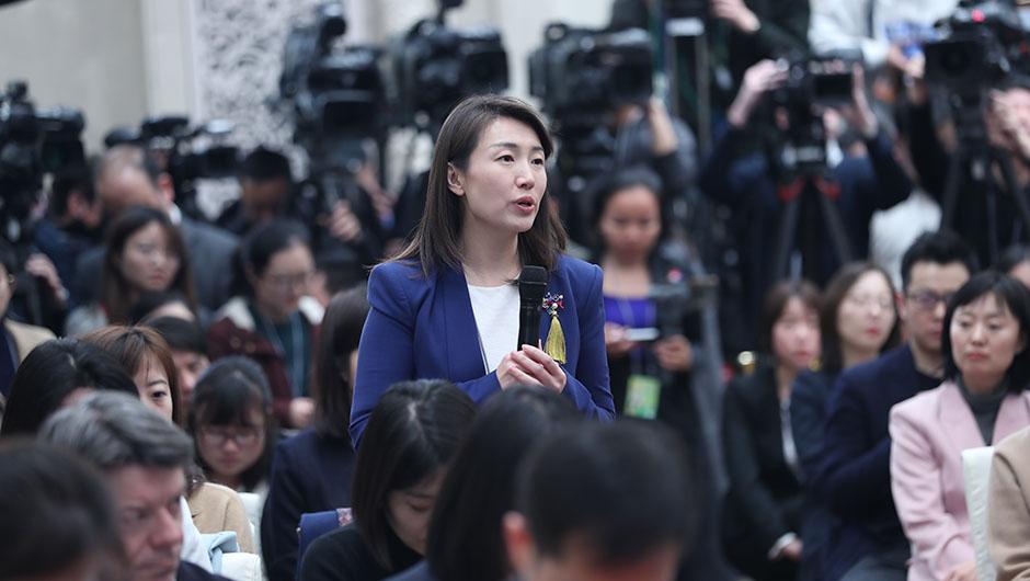 凤凰卫视记者