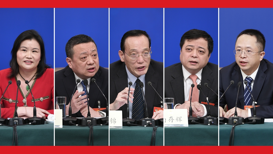 政協委員談優化營商環境、促民營經濟高質量發展
