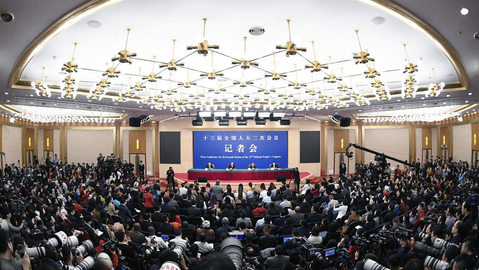 王毅就中國外交政策和對外關係答問
