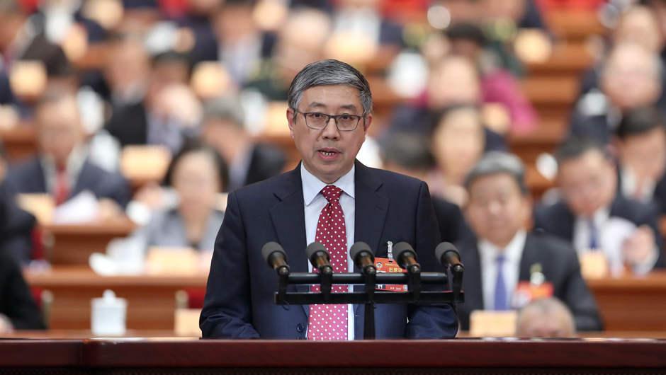 民盟中央副主席,北京大學副校長 田剛