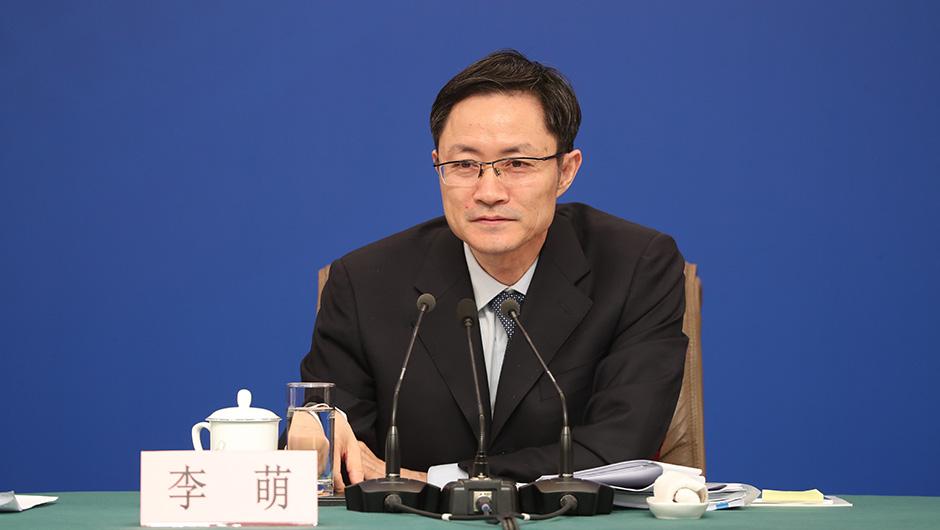 科技部副部長李萌