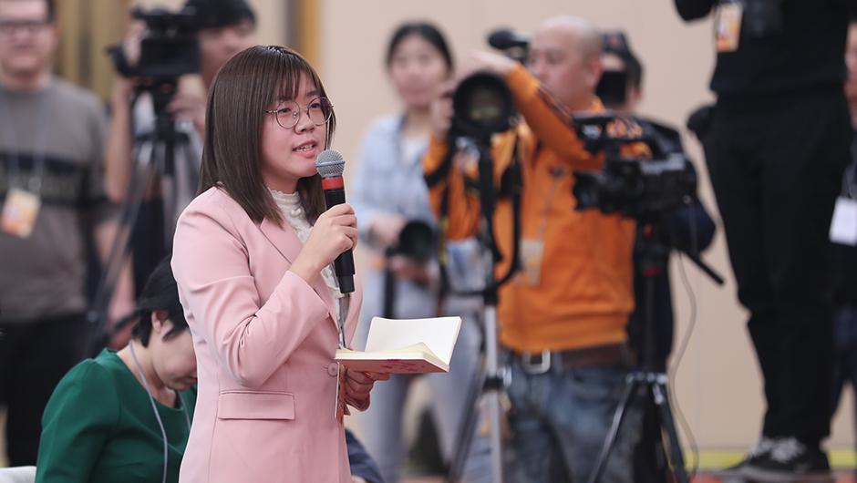 中央广播电视总台国广记者