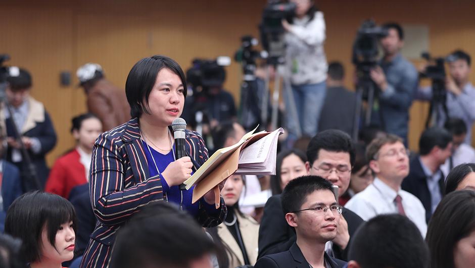 中国环境报记者