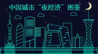 """中国城市""""夜经济""""图鉴"""
