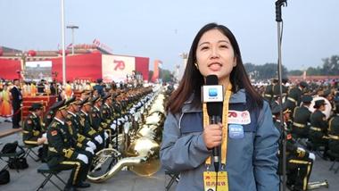 新华网在现场:直击入场最早、撤出最晚的受阅部队