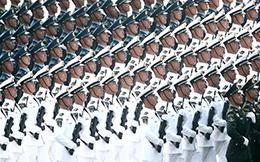 战略支援部队方队首次亮相国庆阅兵