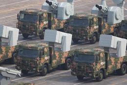 舰载防空武器方队:立体的现代化防空反导防护网