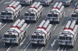 地空导弹第1方队:构筑区域防空坚固屏障