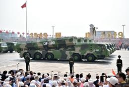 """长剑-100巡航导弹方队:""""千里点穴""""的长缨利刃"""