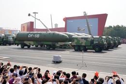 东风-5B核导弹方队:维护国家主权的坚强盾牌