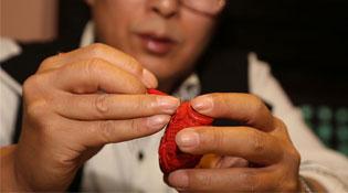 中国当代手工技艺精品在尼泊尔展出