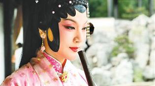 電影《白門柳》再現柳如是傳奇 填補廣東漢劇電影半世紀空白