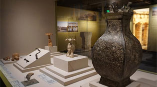 地中海与古蜀文明跨越时空的多彩对话