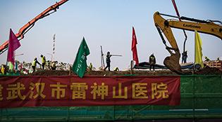 """""""神速""""背后的中国工人"""