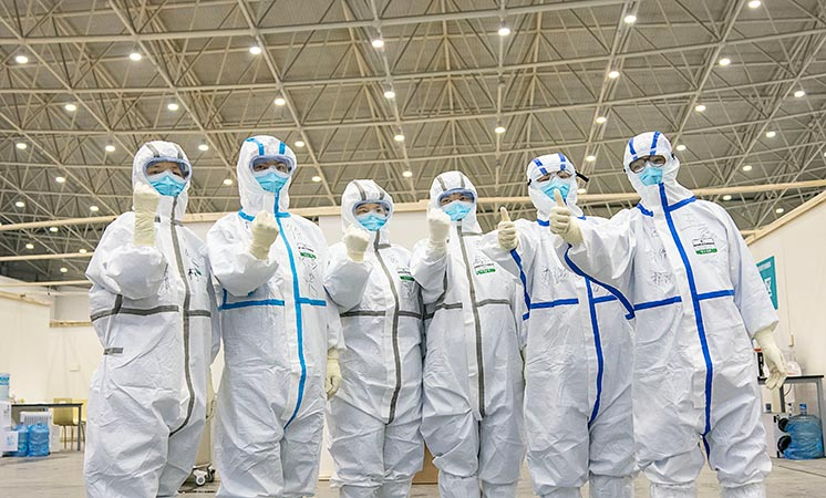 新華社評論員:疫情就是命令 防控就是責任