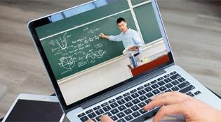 试水网上教学要从实际出发