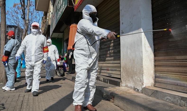 习近平时间   加强防控合作 维护地区和全球公共卫生安全