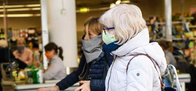 German city Jena makes wearing protective face mask mandatory in public areas