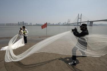 夢想已久的婚紗照,來了!