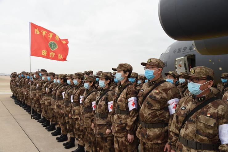 新華社評論員:奮力實現國防和軍隊建設目標任務