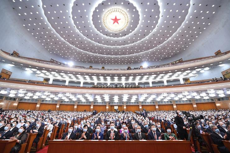 新華社社評:同舟共濟再揚帆 ——寫在全國政協十三屆三次會議開幕之際