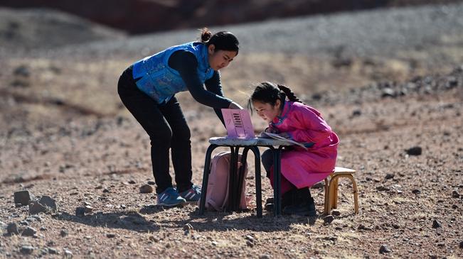 习近平和人民教育的故事