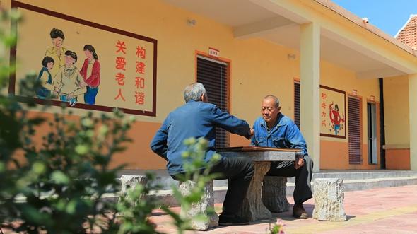 习近平和尊老养老的故事
